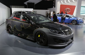 Photos: North American International Auto Show