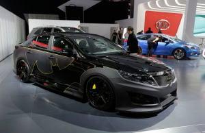 Photos: North American International Auto Show