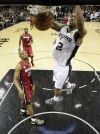 NBA Finals: Spurs 113, Heat 77: Record from beyond arc sinks Miami
