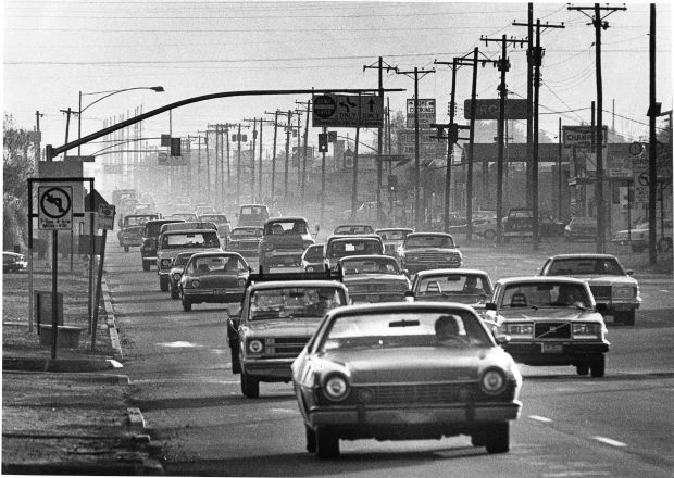 Photos: Tucson streets through the years
