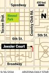 Map: Joesler Court