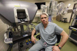 Use of robotic surgery nationwide grows rapidly
