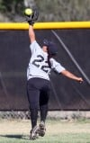 High school softball: Ironwood Ridge 8, Mountain View 1: I-Ridge earns rest after winning 23rd straight
