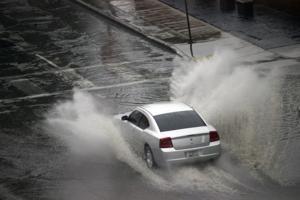 Photos: Tucson's Saturday soaking