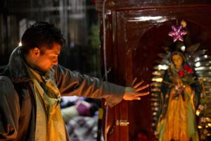 Photos: Celebrating the Virgin of Guadalupe