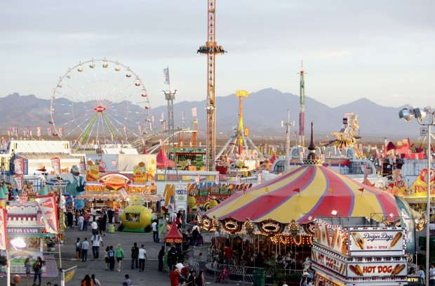 Pima County Fairgrounds