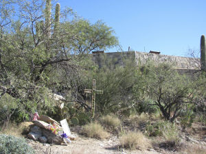 More private shrines appearing on S. Arizona forest lands