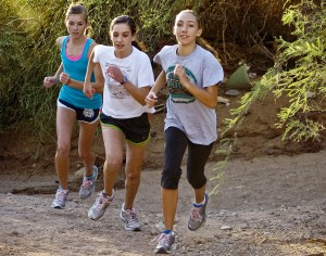 Girls cross country: Foothills fools 'em