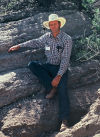 William Dickinson, UA plate tectonics leader, dies at age 83