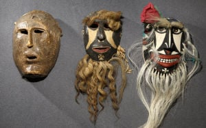 Slideshow: Tucson in 100 Objects — Yaqui masks