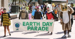 Photos: Earth Day in Tucson