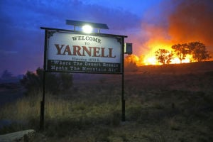 State seeks dismissal of suit in Yarnell fire