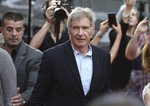 """Acusan a productores de """"Star Wars"""" por accidente de Ford"""