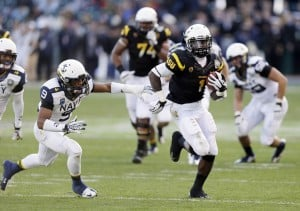 Fight Hunger Bowl: ASU 62, Navy 28: Sun Devils dominate Navy