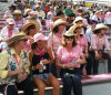 Learn about rodeo, raise funds for breast cancer