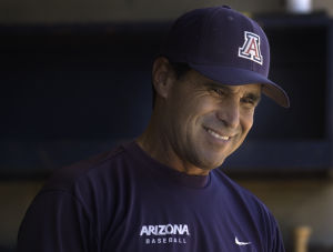 Photos: University of Arizona baseball coach Andy Lopez