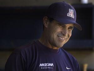 Photos: Arizona baseball coach Andy Lopez