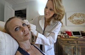 Botox bar gives 'shots' a new meaning