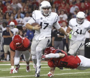Arizona vs. Nevada college football