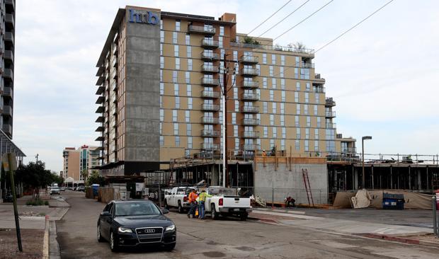Hub 2 for The hub tucson apartments