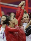 Gymnastics: 'Fierce Five' win US a gold