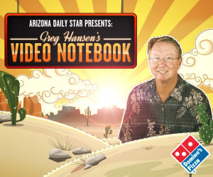 Greg Hansen's Video Notebook