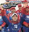 Franchitti hits high note in Nashville