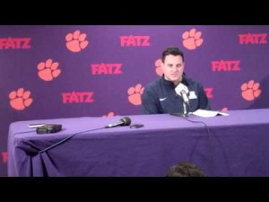 UA-Clemson postgame: Wildcats learn another lesson