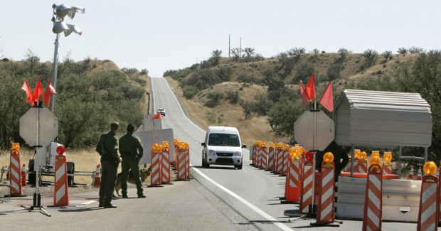 Immigration checkpoints in arizona