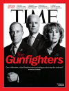 Giffords joins Bloomberg, Biden on cover of Time