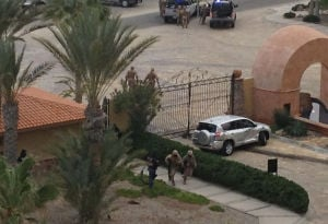 At least 5 killed in gunfight in Rocky Point's resort area
