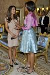 Michelle Obama Duchess of Cambridge