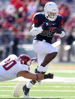Arizona Wildcats football: Carey named Pac-12 Offensive Player of the Year