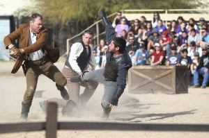 Old Tucson launches 2014-15 season Friday