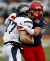 Arizona football: For Hall, 2nd ACL tear spoils 'good spring'