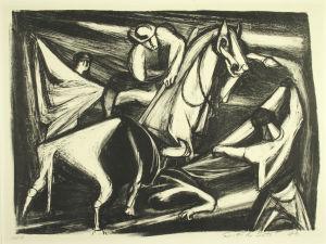 Desde Tucsón: Ernest de Soto imprimió su huella en el arte