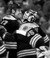 Bruins run winning streak to 10, longest since '73