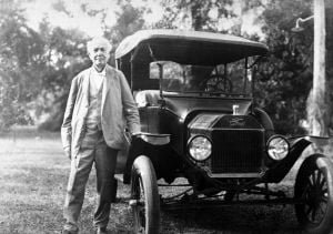 Photos: A look at Ford automobiles in history