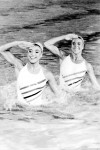 Olympics: Ex-Cat Candy Costie Merrill took home synchronized gold