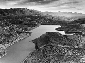 Throwback Thursday: Golder Lake and dam, 1963-1980