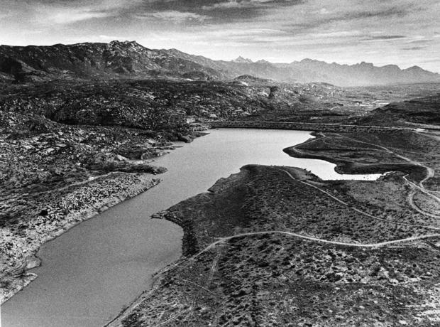 Throwback Thursday: Golder Lake and dam, 1963-1980