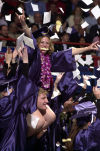 A look back at UA Commencement ceremonies