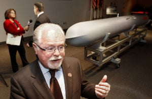 Raytheon fetes Tomahawk but next-gen system in doubt