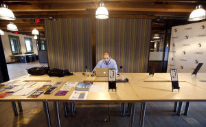 Connect Coworking offers collaborative space downtown