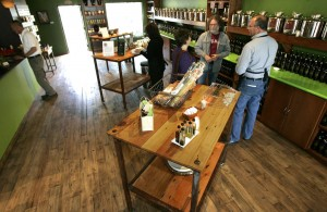 St. Philip's olive oil store partners with cheese shop
