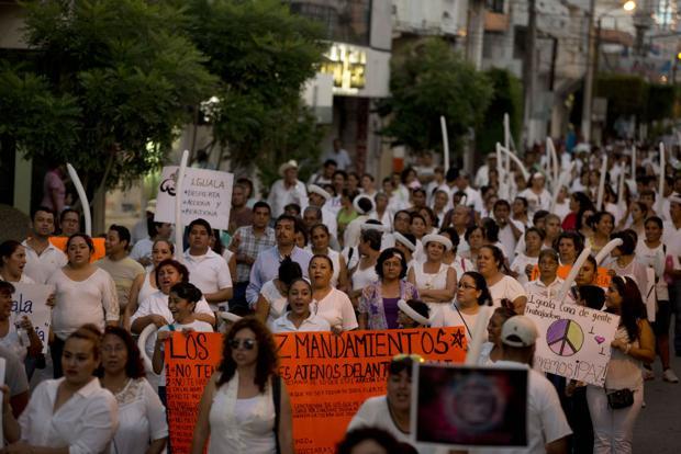 Más frustración en México por caso de estudiantes