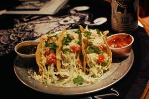 Taco No. 43: Bar food that's better than it should be