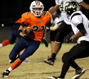 Photos: Cholla High School's top 10 football players