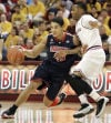 Arizona basketball: Perfect 3-point night for Parrom