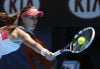 Australian Open: Radwanska stretches win streak to 11 matches, advances to 3rd round